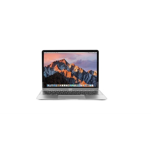 "Apple MacBook MF855LL/A 12"" 256GB,Silver(Certified Refurbished)"