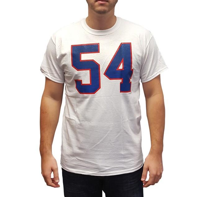 Thad Castle #54 White Jersey T-Shirt