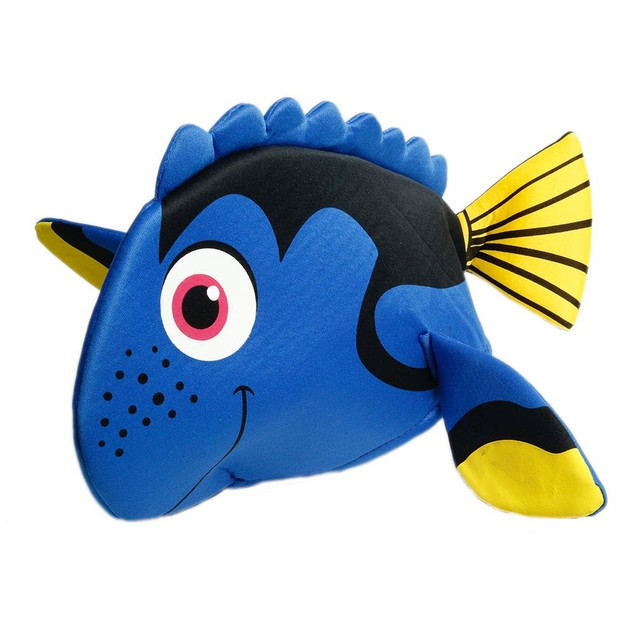 Blue Fish Hat Dory Finding Nemo Costume Tropical Pixar Movie Disney