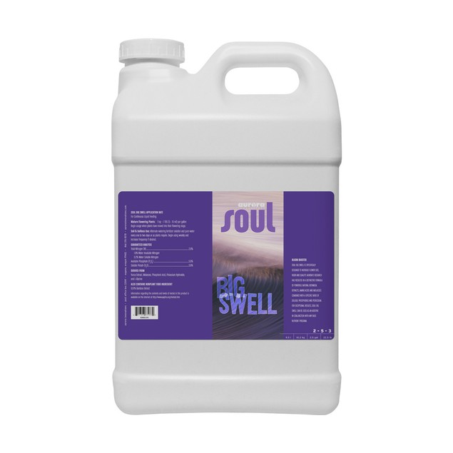 Soul Big Swell, 2.5 gal