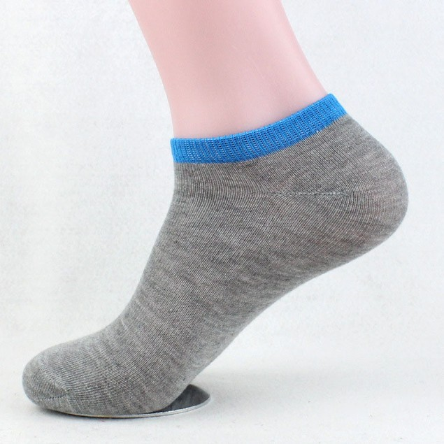 Men Cotton Ship Boat Short Sock Ankle Invisible Socks Warm Winter