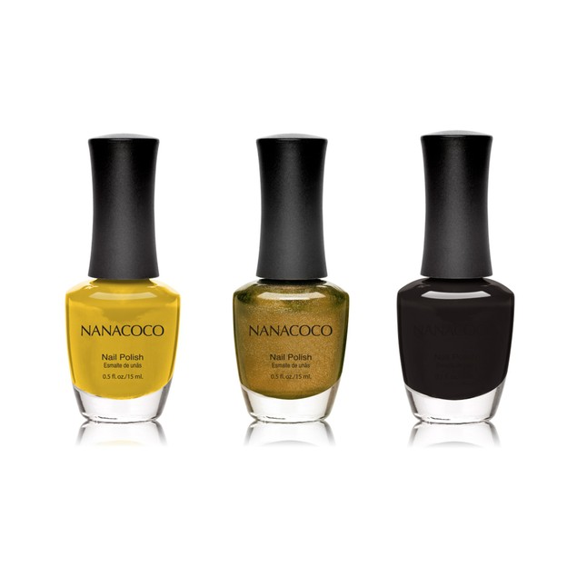 Nanacoco Nail Polish 3 Pack - Brooklyn