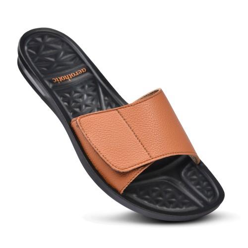AEROTHOTIC Whirl Comfortable Summer Slide Sandals for Women