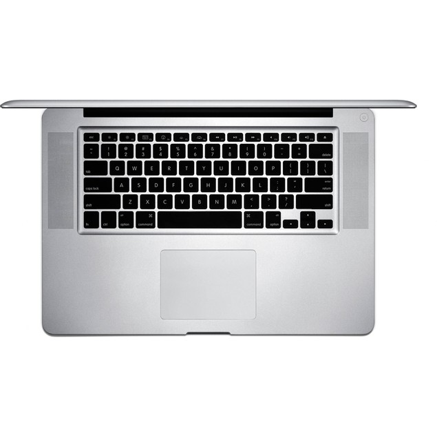 "Apple MacBook Pro MD318LL/A 15.4"" 500GB i7, Silver (Scratch and Dent)"