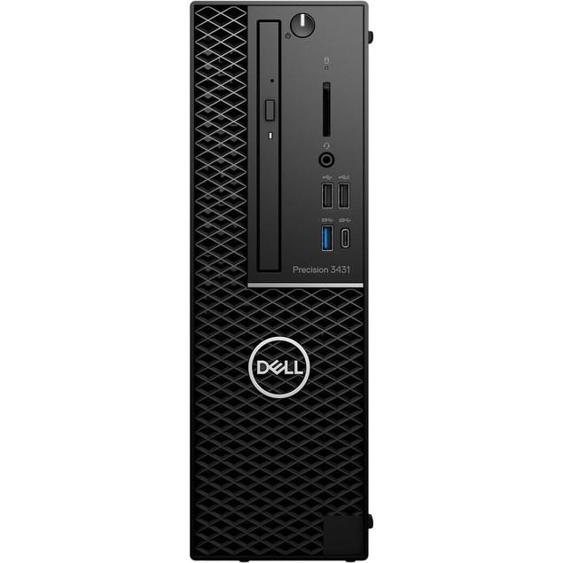 Dell Precision 3431 16GB 512GB SSD,Black(Certified Refurbished)