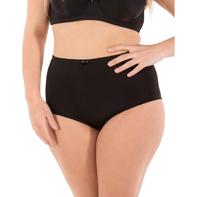 ToBeInStyle Women's 6-Pack High-Waisted Tummy Control Girdle Panties
