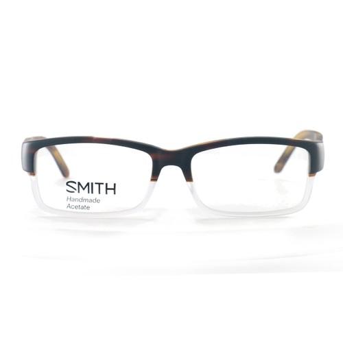 Smith Men's Eyeglasses Rhodes HQO Matte Havana Crystal 56 17 140 Full Rim