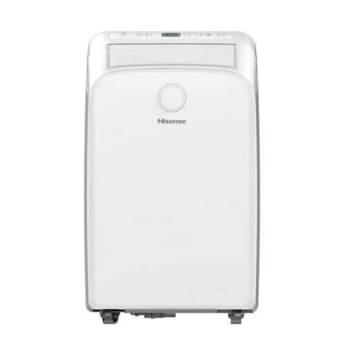 Hisense 400 Sq. Ft. 12,000 BTU Portable Air Conditioner with Remote