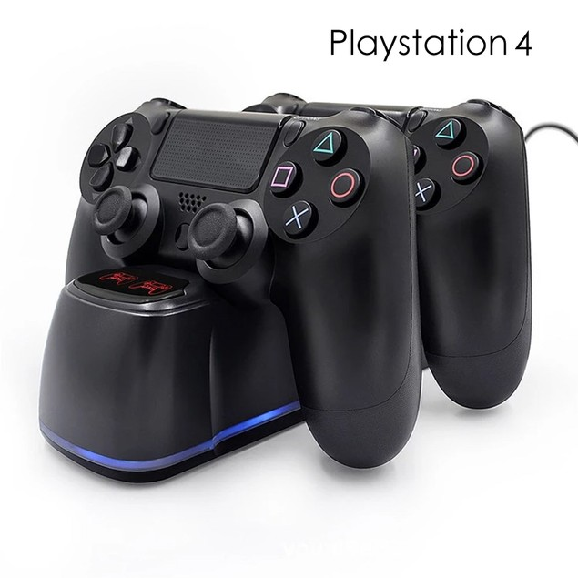 Playstation 4 or Xbox One Controller Charging Station