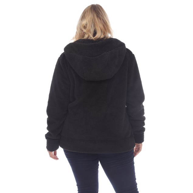 Sherpa Jacket - 4 Colors - Extended Sizes