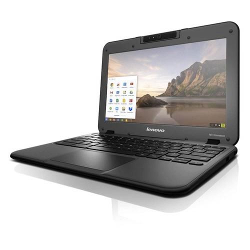 "Lenovo Chromebook N21 11.6"" 16GB N3060 ChromeOS,Black (Scratch and Dent)"