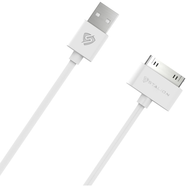 Stalion USB Sync Data Cable & Charger Cord for iPhone 4 4s iPod Touch 4th