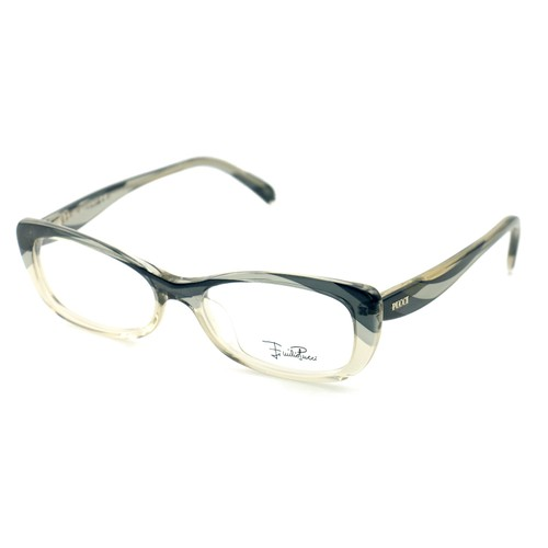 Emilio Pucci Women Eyeglasses EP2687 029 Graphite 51 16 135 Full Rim Cat Eye