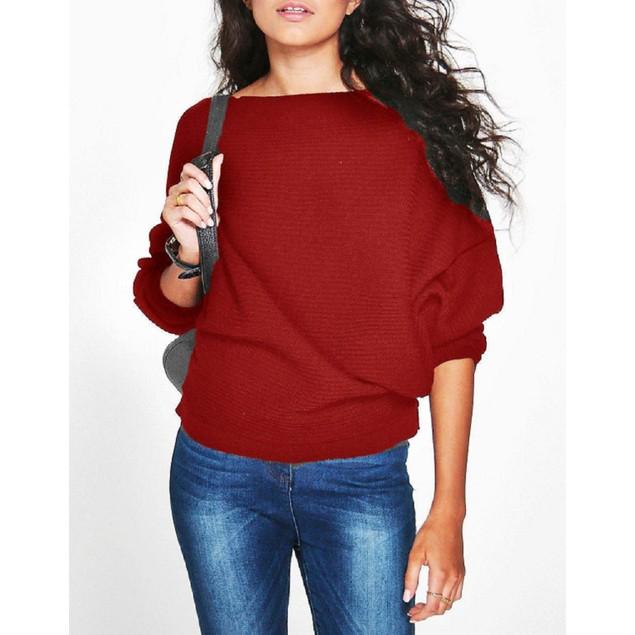 Long Sleeve Ribbed Shirt