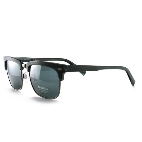 Nautica Men's Sunglasses N6219S 030 Gunmetal 55 19 140 Polarized