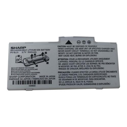 OEM Sharp PV-BL31 Rechargeable Li-Ion 3.7V 1540mAh Battery for SideKick LX