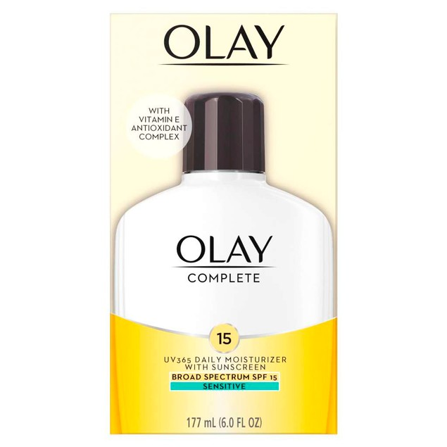 Olay Complete All Day Moisturizer for Sensitive Skin w/ Vitamin E