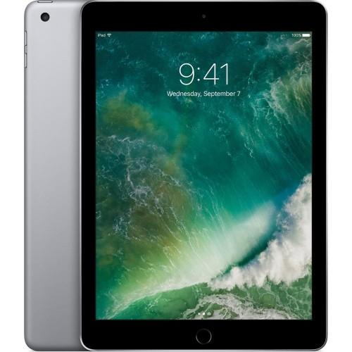 """Apple iPad 5th Gen 9.7"""" 32GB WiFi,Space Gray(Certified Refurbished)"""