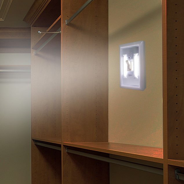 Cordless Light switch