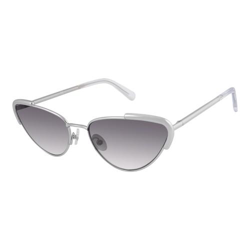 Rebecca Minkoff Women Sunglasses RMINDIO1S Palladium Cat Eye/Butterfly Gradient