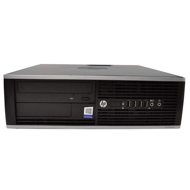 HP 8300 Desktop Intel i5 8GB 500GB HDD Windows 10 Professional No Monitor