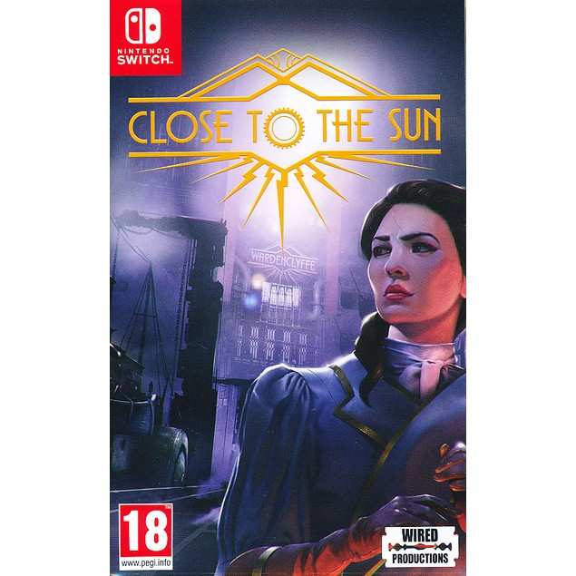 Close to the Sun Nintendo Switch Game