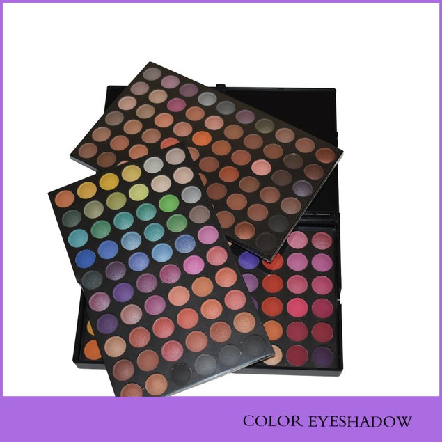 Pearly Matte Makeup Beauty Products 180 Color Eyeshadow