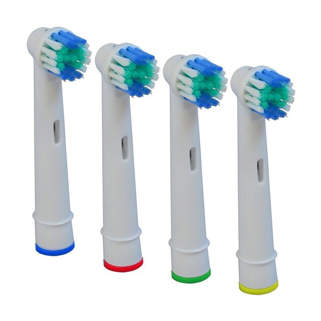 20 Pc Electric Tooth brush Replacement Heads For Braun Oral-B Cross Action