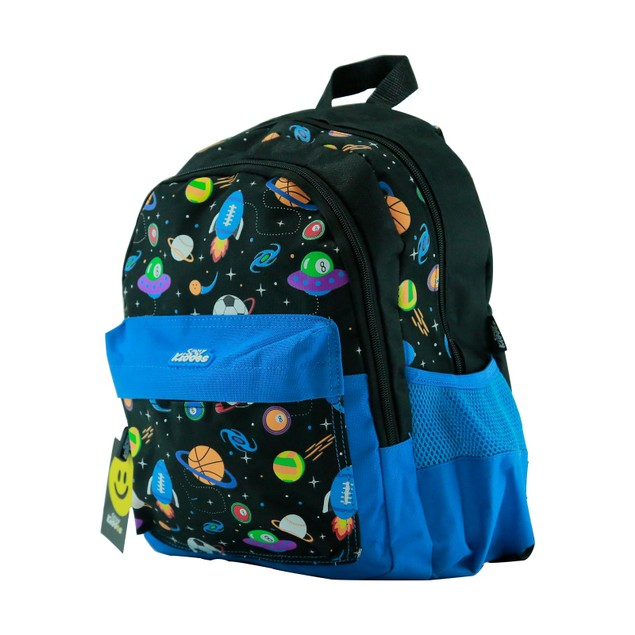 Smilykiddos Fancy Junior Backpack (Black)