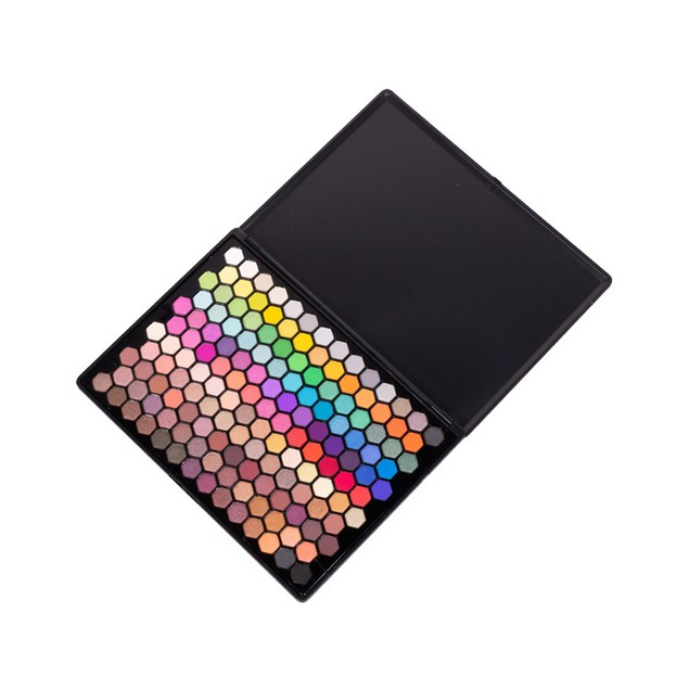 149 Honeycomb Mirrorless Eyeshadow Palette Is Easy To Color And Does Not Smudge Eyeshadow