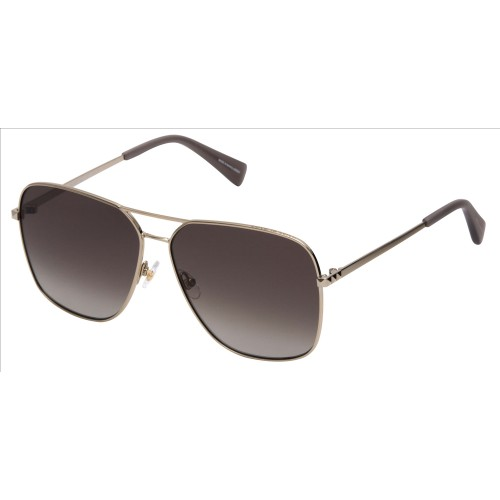 Rebecca Minkoff Women/Men Sunglasses RMSTEVIE3S 0J5G Gold Aviator Gradient