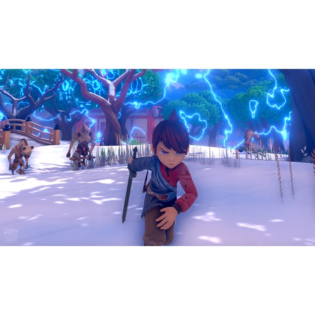 Ary And The Secret Of Seasons PS4 Game