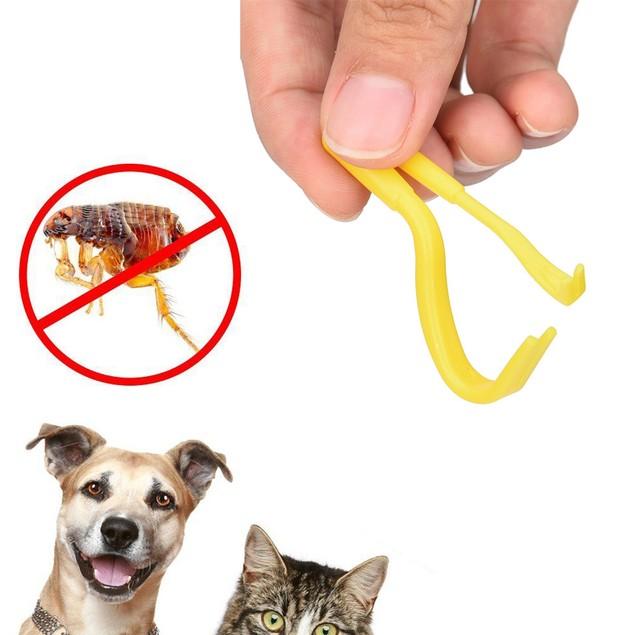 2017 TOP Pack x 2 Sizes Remover Hook Tool Human/Dog/Pet/Horse/Cat AL