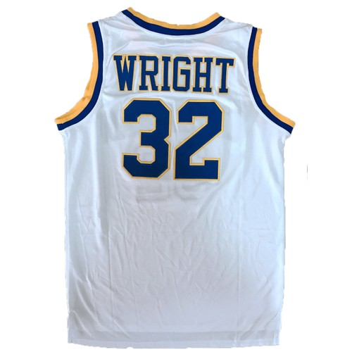 Monica Wright #32 Crenshaw Basketball Jersey