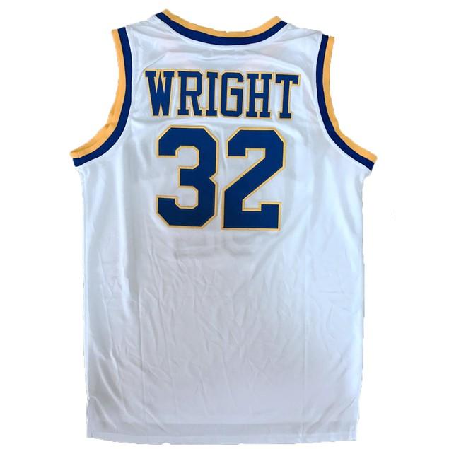 Monica Wright #32 Crenshaw Basketball Jersey