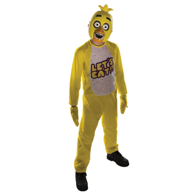 Chica Child Five Nights At Freddy's Costume