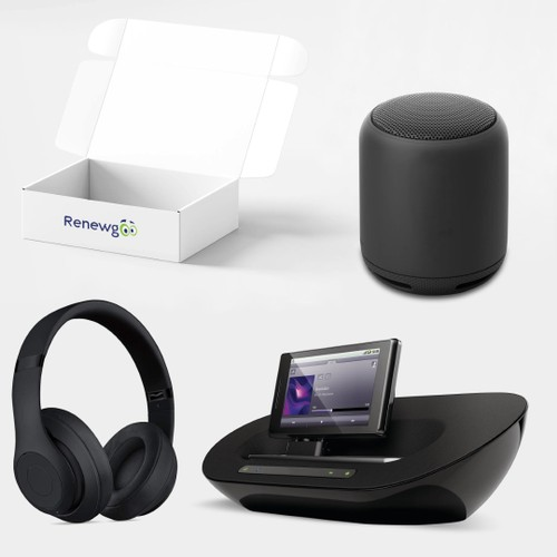 Renewgoo The GOO Box - Audio Electronics Edition (Compact)