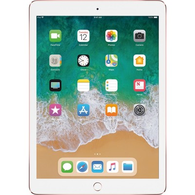 Apple iPad Pro 1, MM192LL/A, A9X/128GB, Rose Gold/White (Refurbished)
