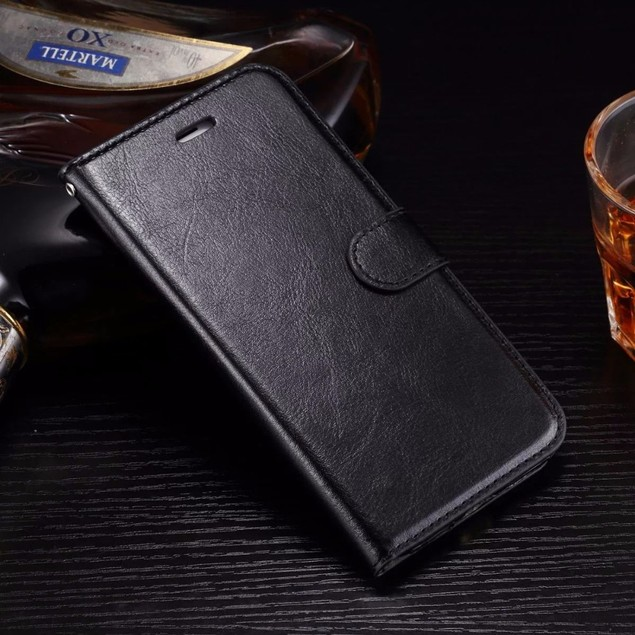 Luxury Leather Wallet Case Phone Case Cover for iPhone X 8 7 6S Plus