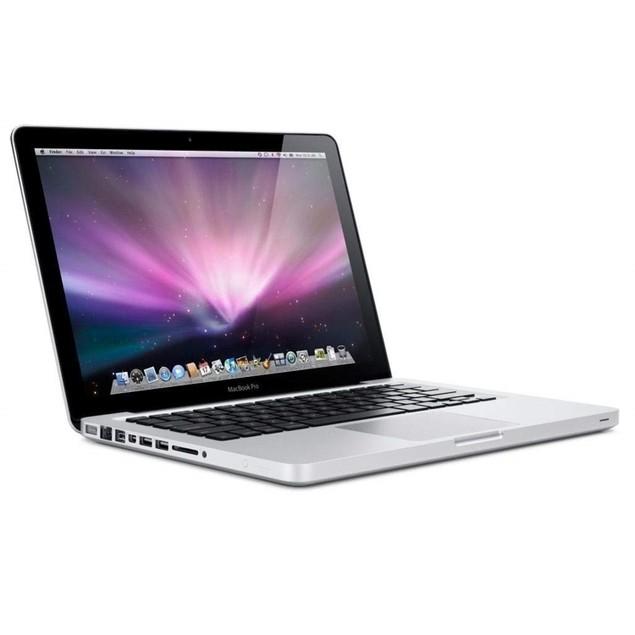 "Apple MacBook Pro MD102LL/A 13.3"" 1TB i7-3520M Mac OSX,Silver (Certified Refur"