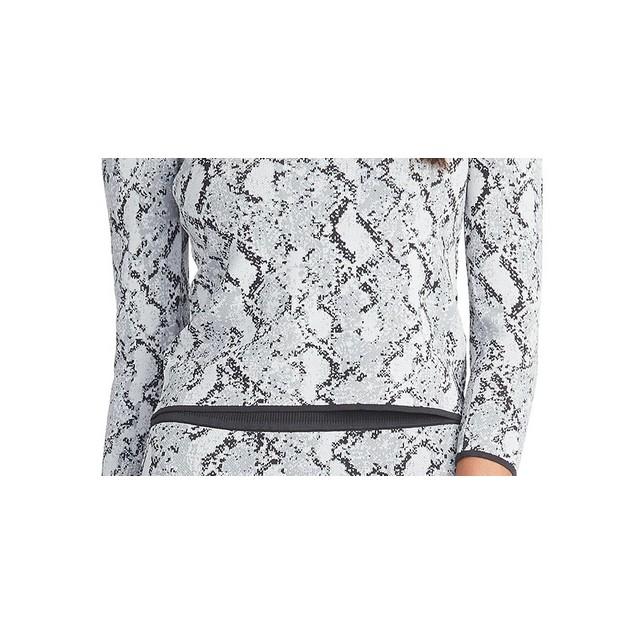 Rachel Rachel Roy Women's Lindey Sweater Top Grey Size XX-Large