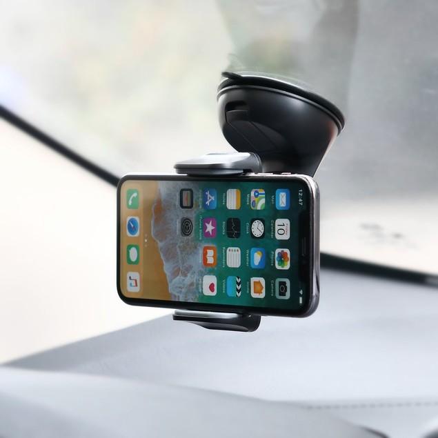 Universal Dashboard & Windshield Car Mount for Smartphones