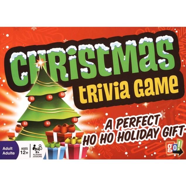 Christmas Trivia Game, Christmas Games by Go! Games