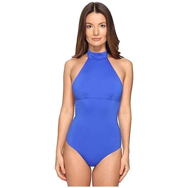 onia Women's Heather Cobalt Swimsuit SZ: S