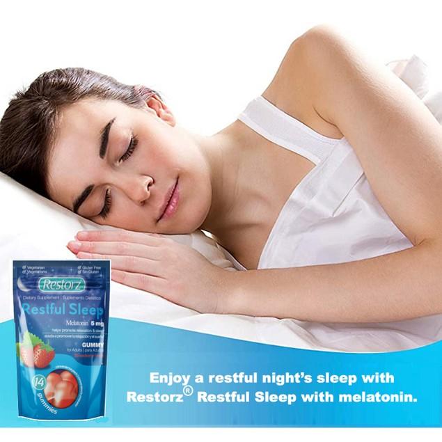 Restorz® Restful Sleep 14 count pouches