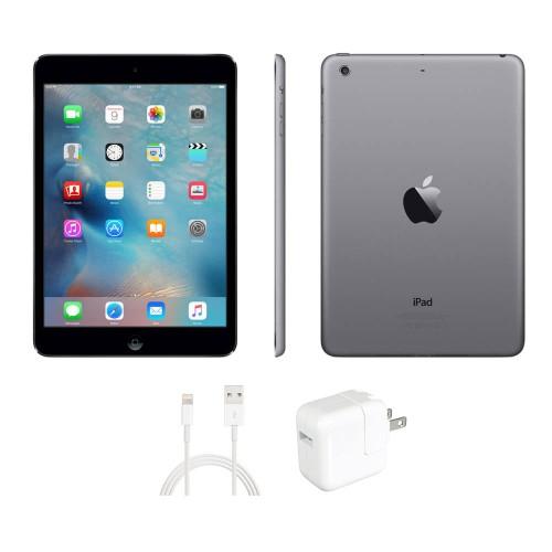 Apple iPad Mini Bundle (16GB, WiFi, Space Gray)