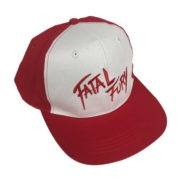Fatal Fury Baseball Cap