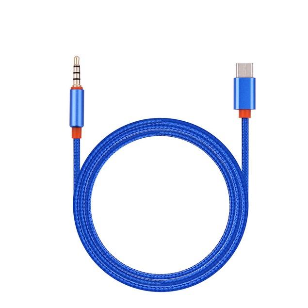 For Google Pixel/XL Leeco Le Max 2/Pro 3 USB Type C To 3.5mm AUX Cable T2
