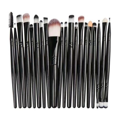 Handmade Makeup Brushes – 20PK