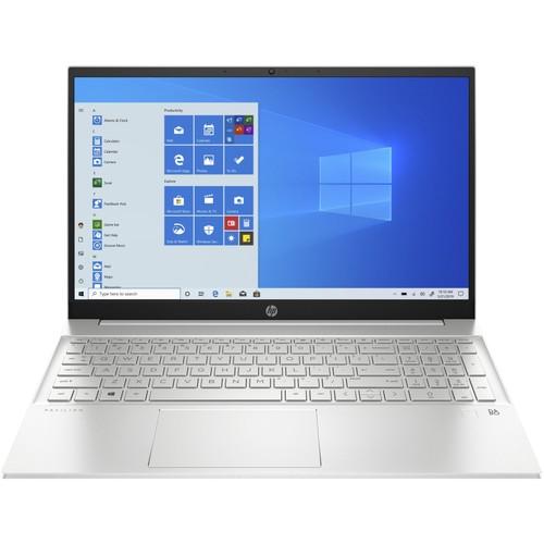 "HP Pavilion 15-EG0067st 15.6"" 512GB,Silver(Certified Refurbished)"